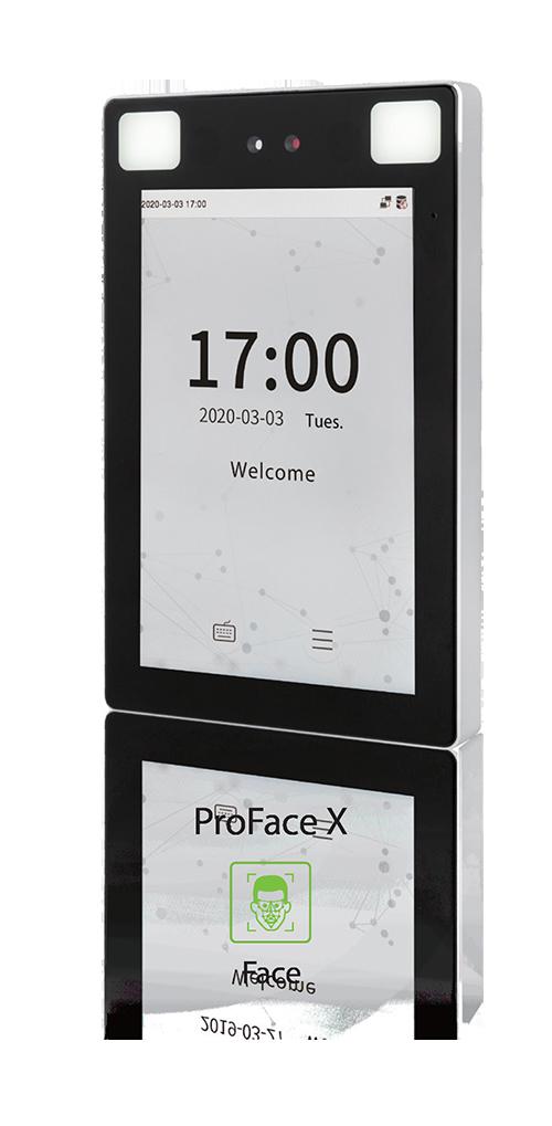 Biometric Authentication | Time Data Sequel | Pro Face X